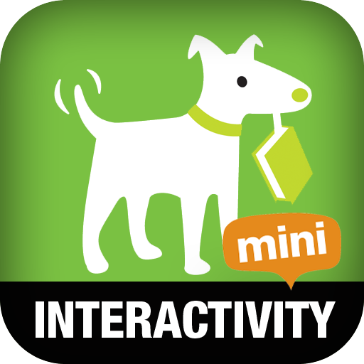 Add Interactivity: TmMM 書籍 App LOGO-APP試玩