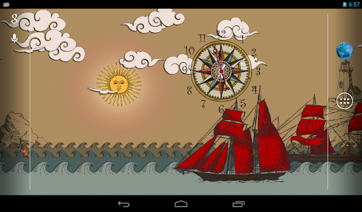 Download Paper Sea Live Wallpaper PRO APK On PC Download Android APK GAMES
