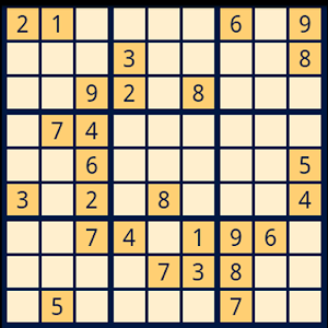 Cover art Sudoku for Tablets Pro