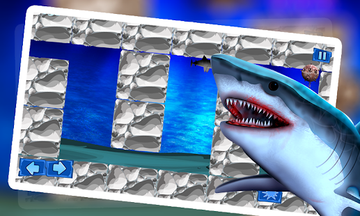 Shark Winter Emergency : Ocean - screenshot