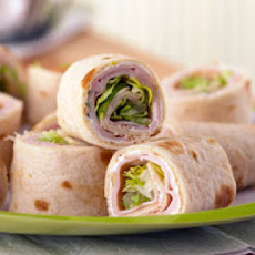 Ham Roll up Appetizers