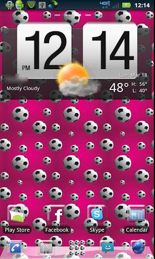 Soccer Girl Theme