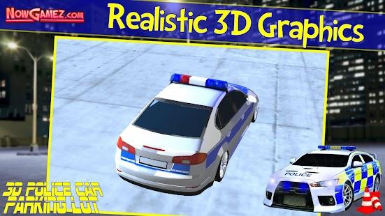 3d voiture de police stationnement apk gratuit 1 0 jeux de simulation gratuits pour android. Black Bedroom Furniture Sets. Home Design Ideas
