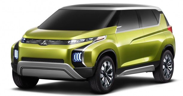 Mitsubishi Reveal Some Ugly New Concept Cars Carhoots
