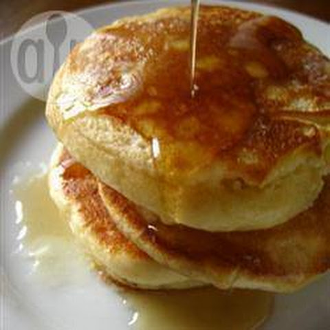 Fluffy Canadian Pancakes