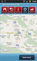 Screenshot of HOTELY cz Rezervace ubytování