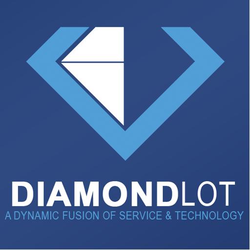DiamondLot LOGO-APP點子