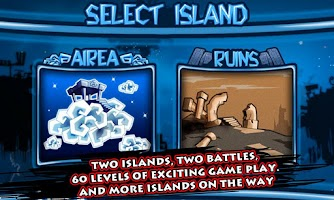 Screenshot of Bowling Wizards