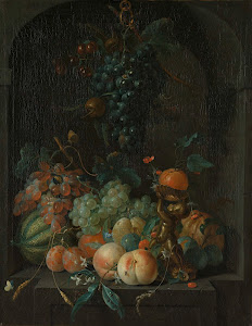 RIJKS: Coenraet Roepel: painting 1721