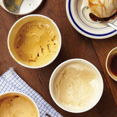 Buckwheat Honey Ice Cream