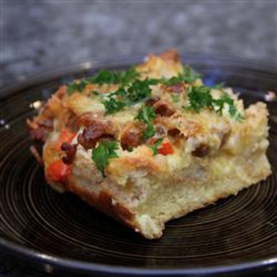 Sunday Vegetarian Strata