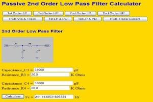 Screenshot of Electronics & PCB ToolBox
