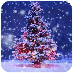 Christmas Tree Video Wallpaper