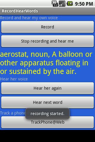 【免費生產應用App】SpeakDictionary-APP點子