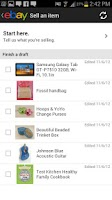 Screenshot of eBay Widgets