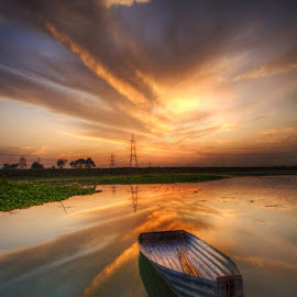 go fishing  by Arya Dwi Saputra - Landscapes Waterscapes