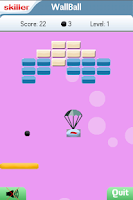 Screenshot of Wallball Online