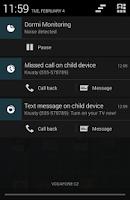 Screenshot of Dormi Plugin - Telephony