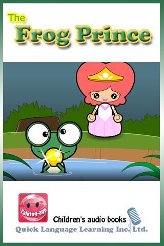 青蛙王子 Talking-App
