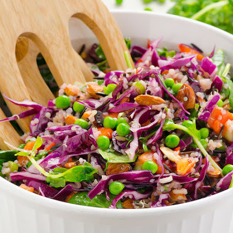 Wild Rice Quinoa Salad Recipes