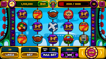 Screenshot of Grande Jackpot Slot Machines