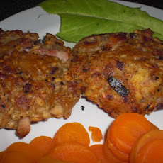 Elitetwig's Bacon Barley Burgers