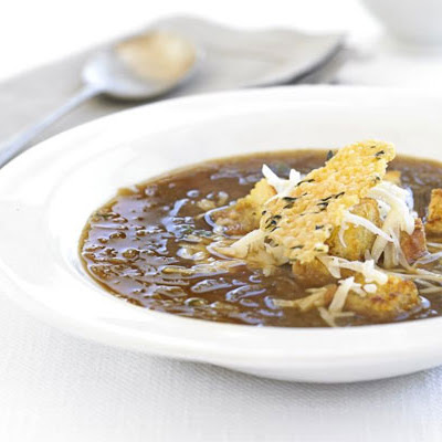 The ultimate makeover: French onion soup