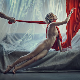 Love. by Dmitry Laudin - Nudes & Boudoir Artistic Nude ( studio, girl, nude art )