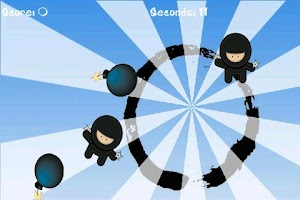 Screenshot of Ninja vs Samurai