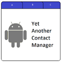 Yet Another Contact Manager icon