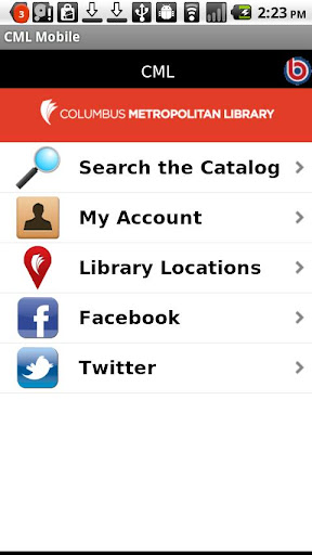 【免費教育App】Columbus Library Mobile-APP點子