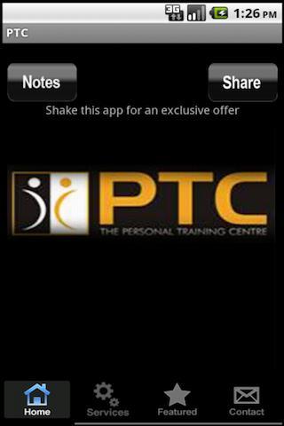 PTC Personal Training Centre