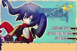 Screenshot of Trigger Knight (Past Build)