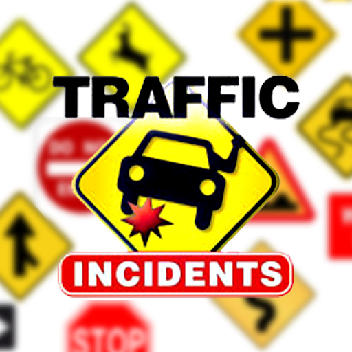 Traffic Incidents Donation App LOGO-APP點子