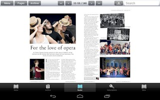 Screenshot of Hertfordshire Life