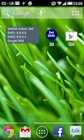 Screenshot of Set DNS