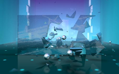 Smash Hit apk screenshot