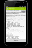 Screenshot of Cactus Secure Sync