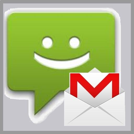 Email My Texts 通訊 App LOGO-硬是要APP