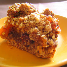 Low Glycemic Oat Nut Bars for the Diabetic