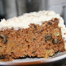 The Best Carrot Cake (In the World)