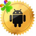 Gold theme go launcher ex icon