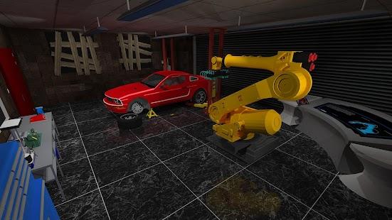rparer ma voiture zombie survie lt apk screenshot