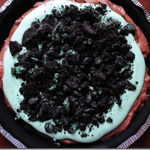 Chocolate Mint Pie!!!!