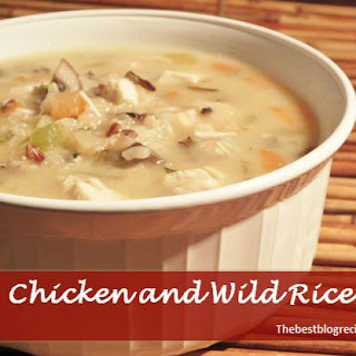 Chicken Wild Rice Soup Thyme Recipes