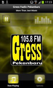 Gress Radio Pekanbaru - screenshot