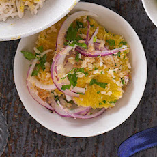 Orange & Coconut Salad