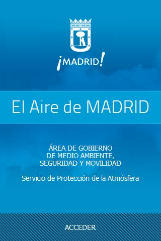 The Air of Madrid