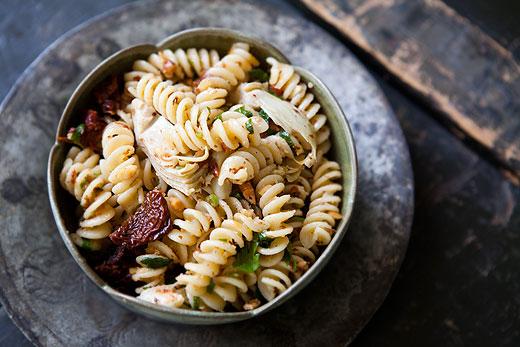 ... artichoke hearts lemon and spaghetti with artichoke hearts and
