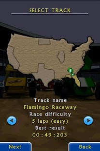 Dirt Race - screenshot
